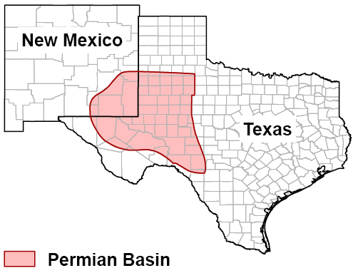 Exxon to step up oil production in NM's Permian Basin
