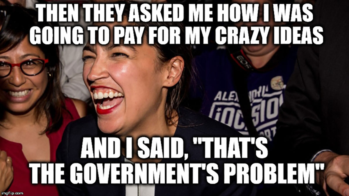 AOC and the Green New Deal