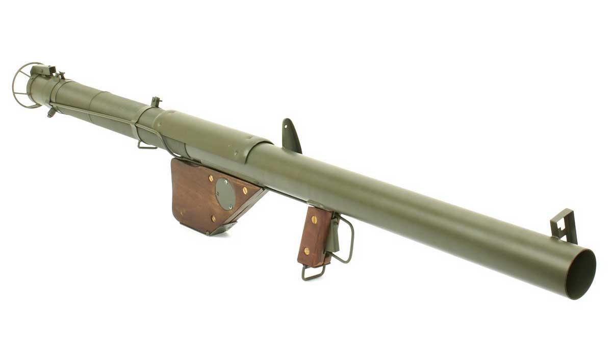 A bazooka