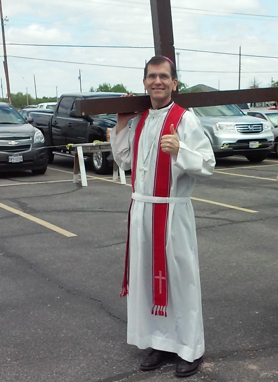 Bishop Michael Sis (LIVE! Photo/Yantis Green)