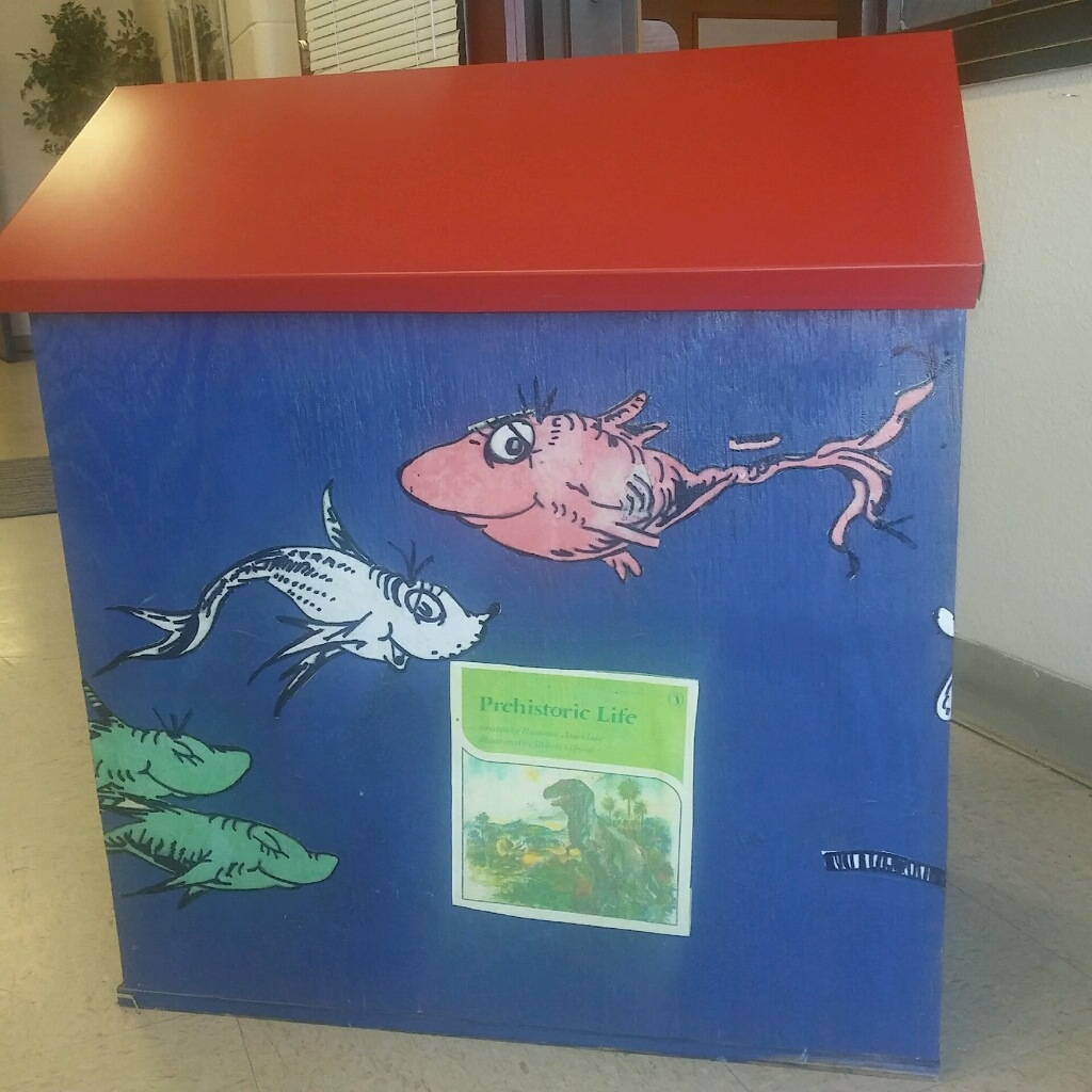 Adult Literacy Boxes (Photo provided by ALC)