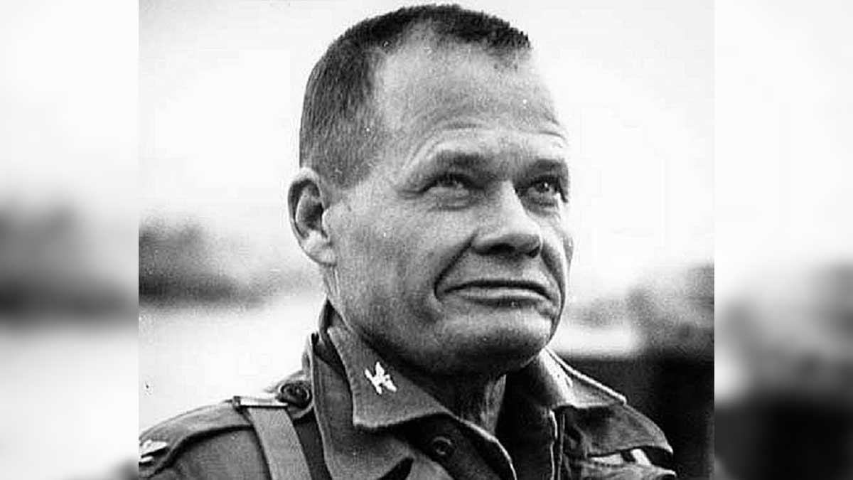 General Lewis 'Chesty' Puller