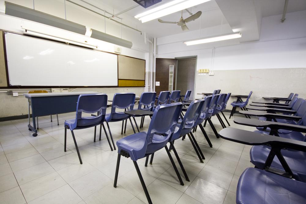 Classroom (DepositPhotos)