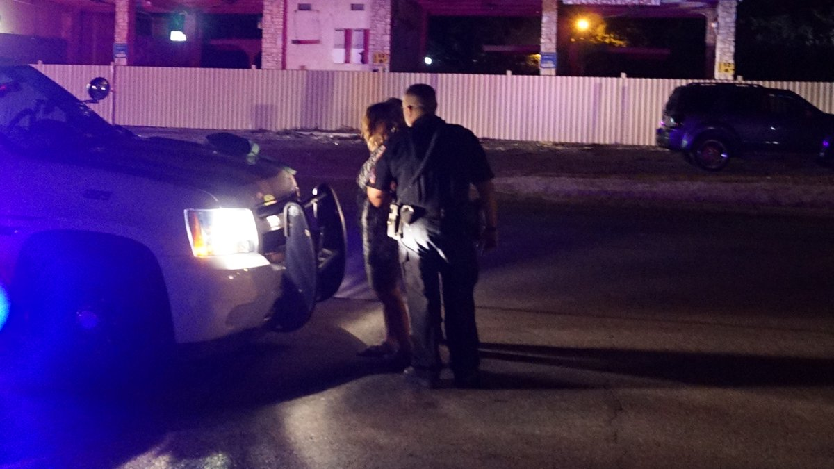 Woman Arrested For Dwi After Crash Into Tree