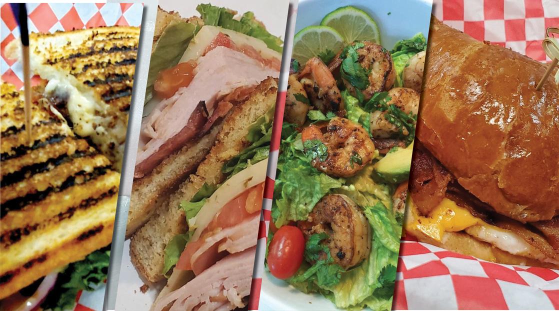 Food at Grill-A-Burger Cafe (Katherine Martinez)
