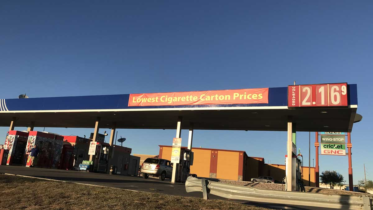 Heb Gas Prices >> Gas War Rages Between H-E-B and Walmart
