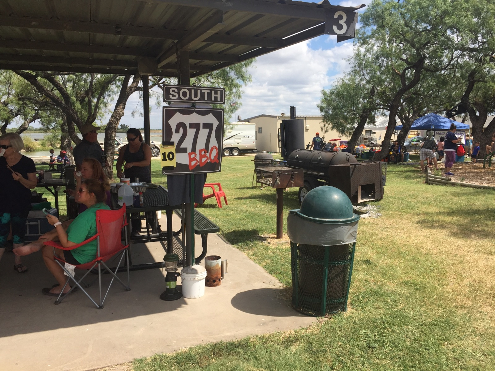 Goodfellow Rec Camp Car Show