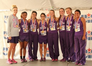 San Saba Cross Country Team