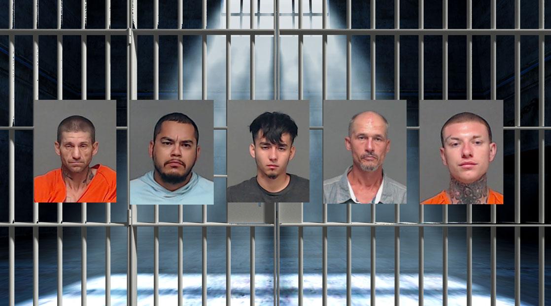 Charles Wayne Curtis Jr., 37 Erik Cameron Flores, 31 Armando Ezekiel Morales, 18 Ryan Ellis Nichter, 40 Cody Austin Tate, 24