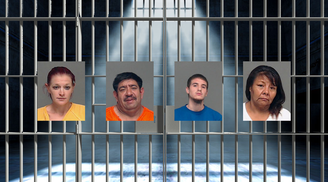 Mills, 32, Puente, 48, Rodriguez, 19, and Sanchez, 55