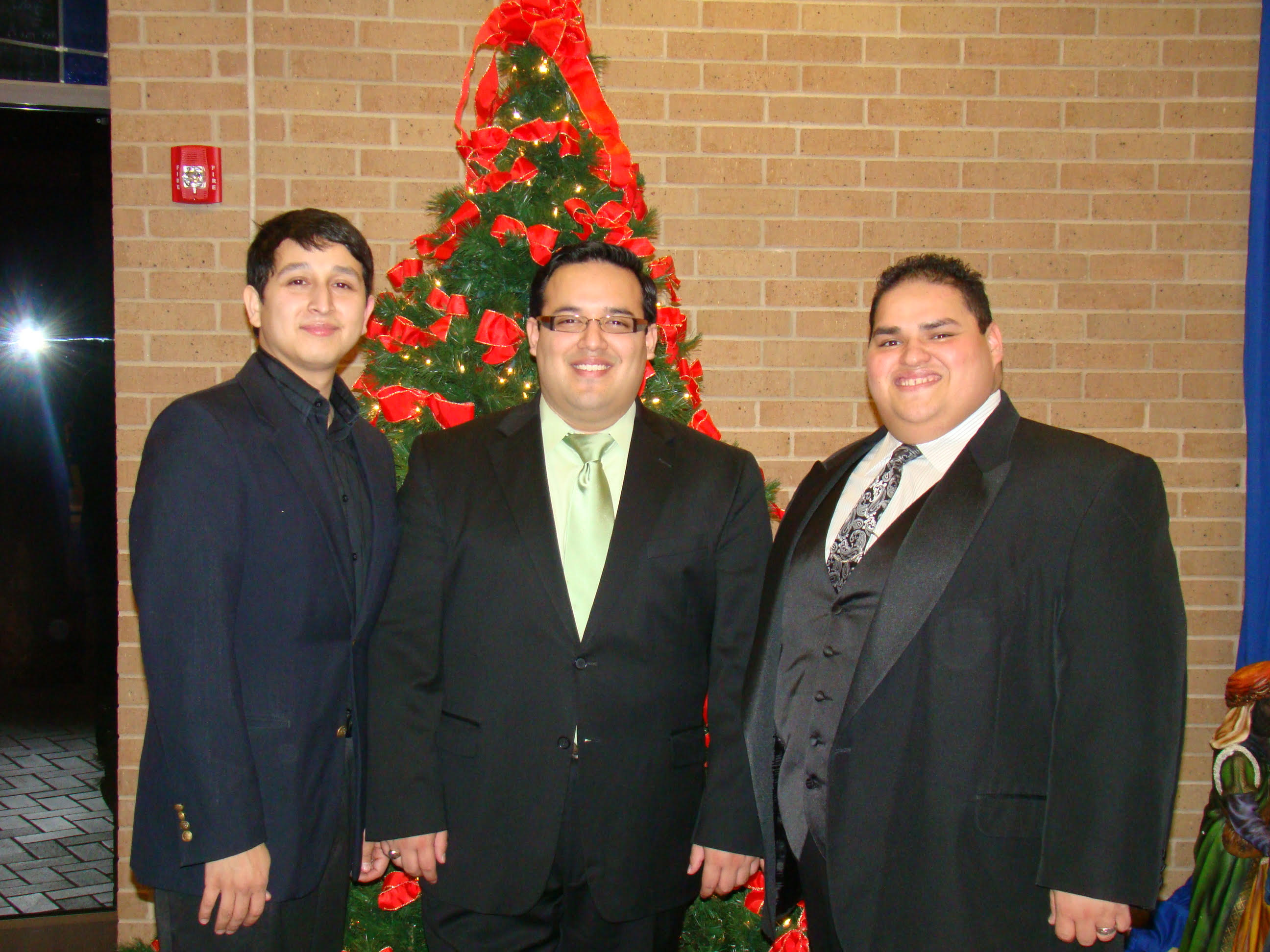 Adam A Torres, Marco Antonio Melendez, Joshua Diaz