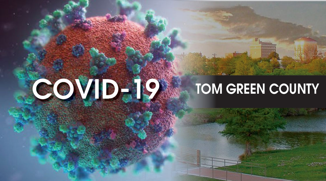 Covid-19 Active Infections Dwindling in Tom Green County