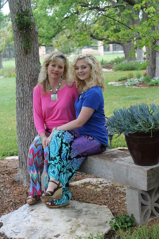 Melissa and Keelie Brydson