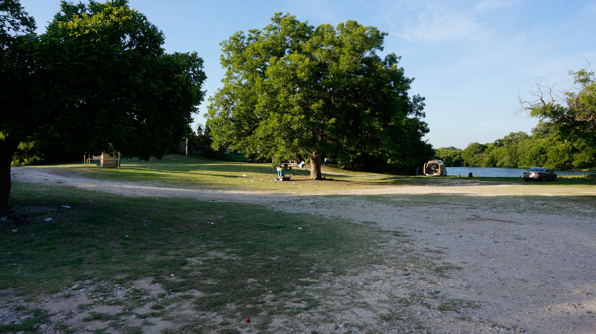 Tom Green County Parks The Day After The 4th Of July