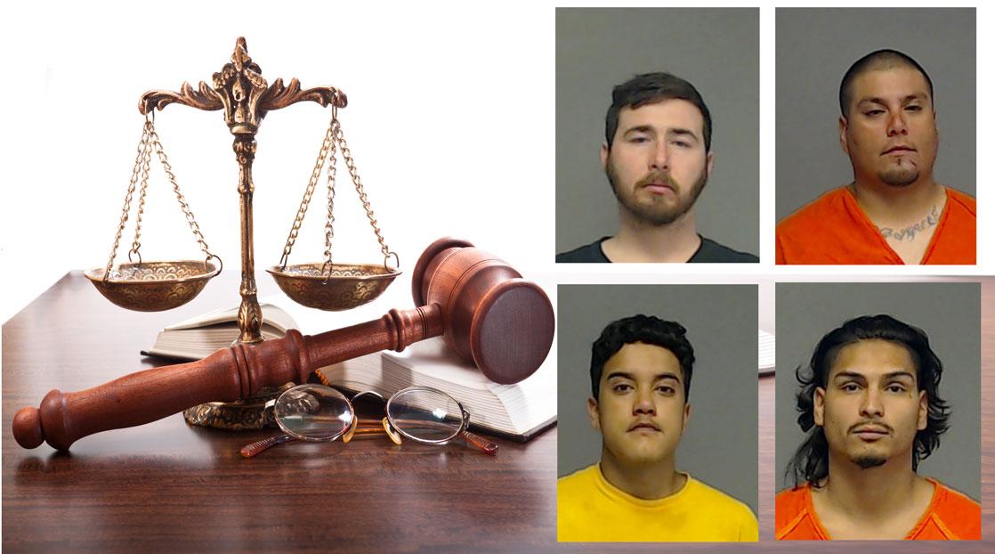 Morse, Rodriguez, Sullivan, Sanchez