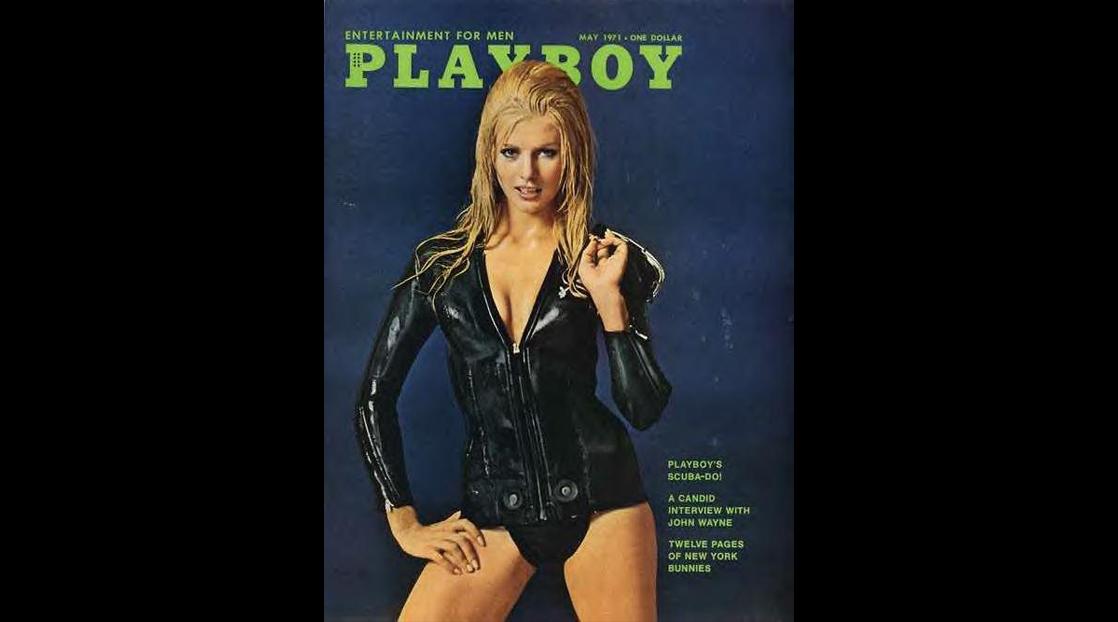 Playboy Cover 1971 (Playboy)
