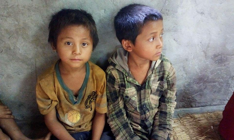 Some 80 orphans have been taken in by a church in Birtamode, Nepal. (Contributed Photo/Terry Mikeska)