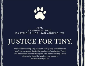 Justice for Tiny