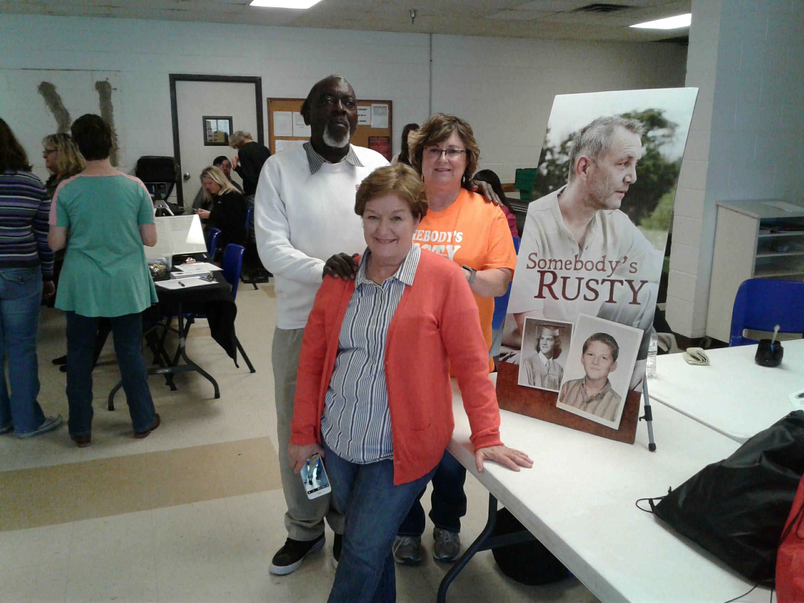 Somebody's Rusty Gloria Johns Photo