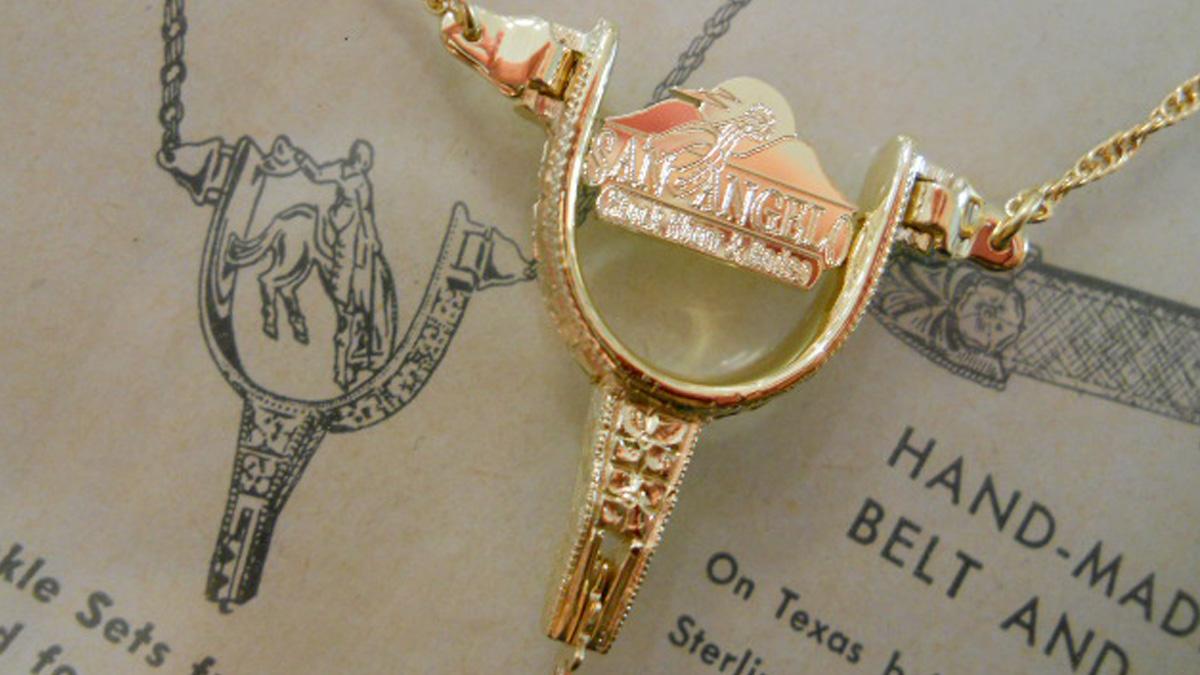 The Holland's Jeweler's Golden Spur Award