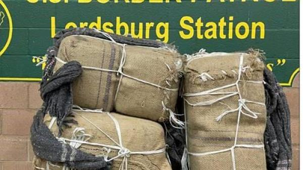Authorities Confiscate Hundreds of Pounds of Weed in the Valley