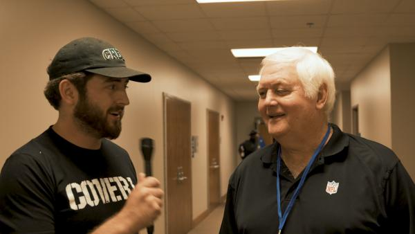 WATCH: Cover1's Exclusive Interview with Super Bowl Champ Coach Wade Phillips