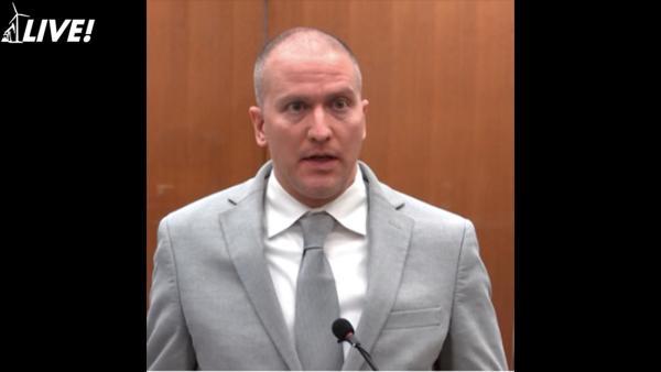 Derek Chauvin Sentenced to 22.5 Years In Prison