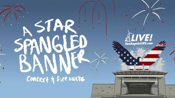 San Angelo LIVE! Brings 4th of July Fireworks to the River Stage
