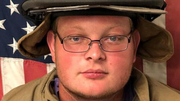 Firefighter Killed in Car Crash