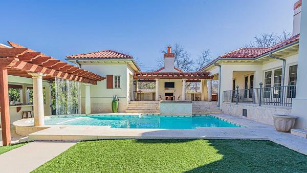 Real Estate: Open House Sunday for this Santa Rita Mediterranean