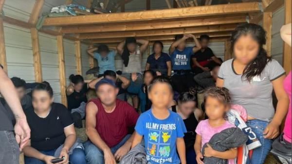 Criminal Illegal Alien Invaders Hiding Among Trafficking Victims