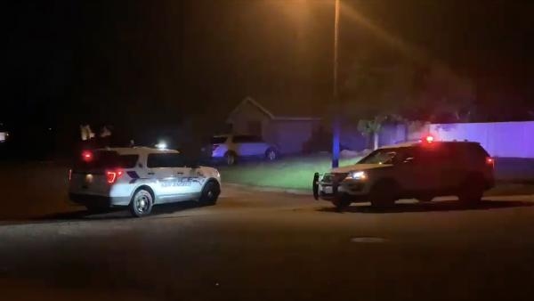 WATCH: San Angelo Police Surround Home Late Thursday Night