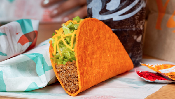 Here's How to Get a Free Doritos Locos Taco from Taco Bell