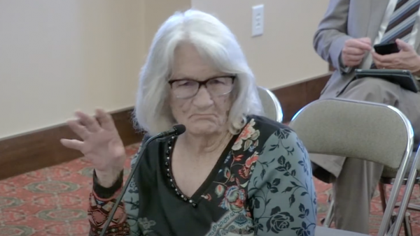 WATCH: Public Comments Heat Up During Talks of New Wheel Chair Ramp to the River
