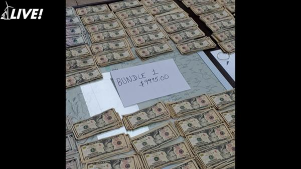Border Agents Seize $500,000 In Unreported Currency