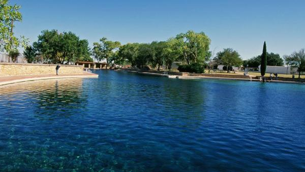 Balmorhea State Park Pool Reopens This Month