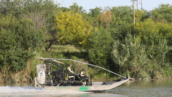 Illegal Alien Invasion Coming by Land and by Water