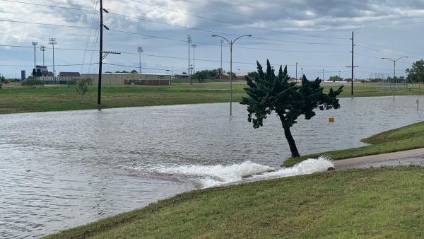 Flood Advisory Upgraded to Flood Warning for San Angelo