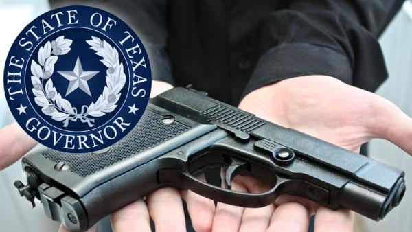 Gov. Abbott Fulfills Promise to Sign into Law Permitless Carry