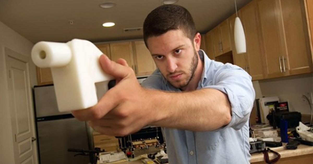Austin Man Who Created The 3d Printed Gun Is Wanted For