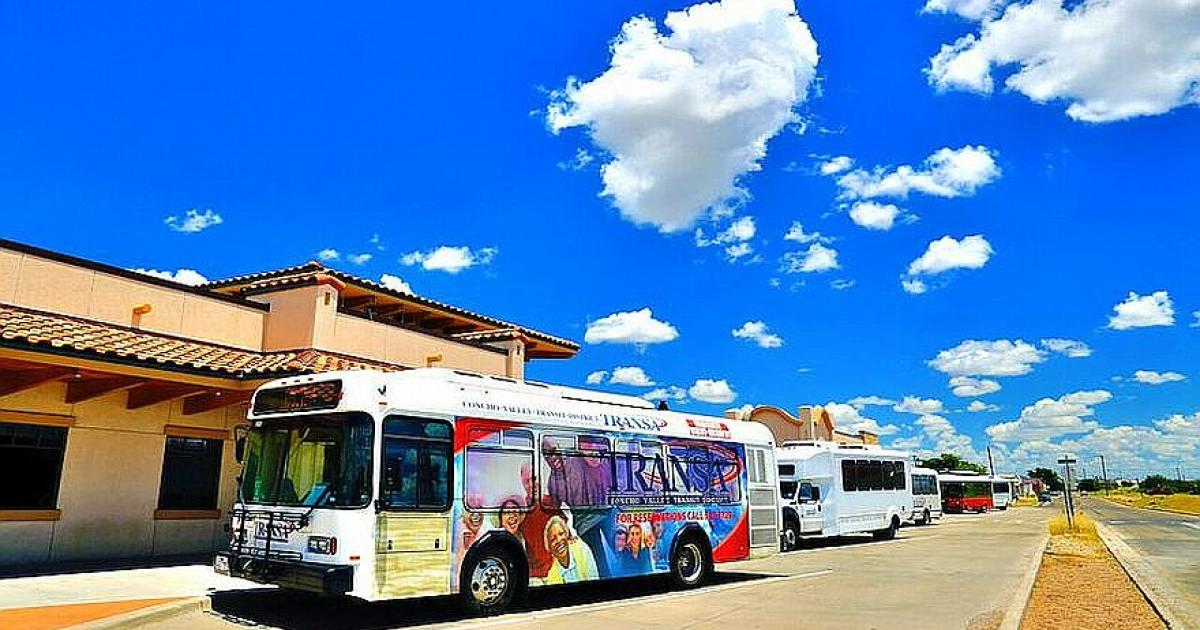 Concho Valley Transit Recognized By Texas Transit Association
