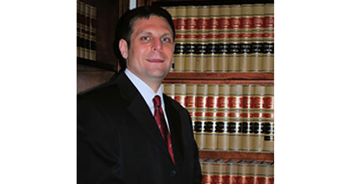 Sweetwater probate attorney Chris Hartman. (chrishartmanlaw.com)