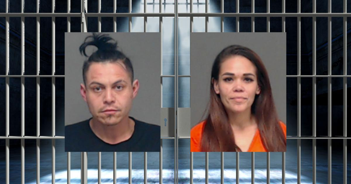 Walmart Shoplifters Arrested After High Speed Chase