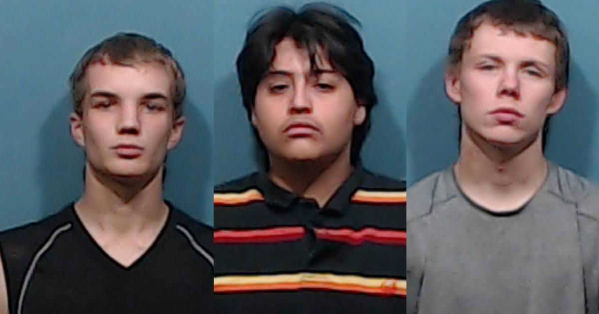 Four Teens Arrested In Connection To Shooting South Of Abilene