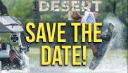 Wake the Desert Wake Board Competition
