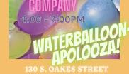 Water Balloon-apalooza