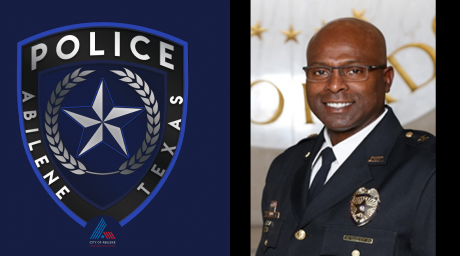 New Abilene Police Chief Marcus Dudley