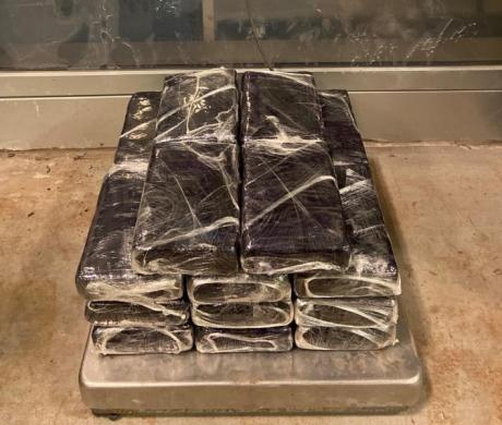 $400k Worth of Cocaine Seized at the Border (Contributed/CBP)
