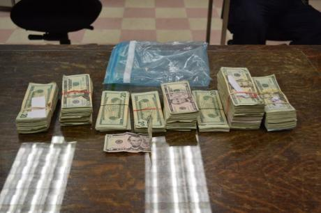 Border Patrol Agents Seize Bulk Unreported Currency (Contributed/CBP)