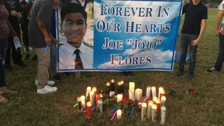 "Jo ""JoJo"" Flores Candlelight Vigil"